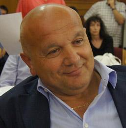 GENNARO FALANGA - Presidente Consiglio Provincia Gorizia