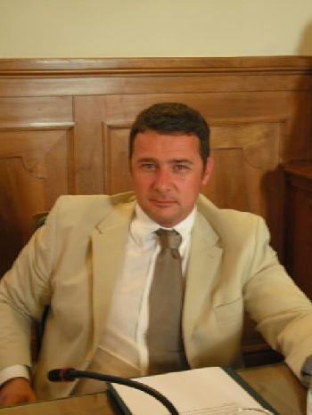 SIMONE PISTONI - Presidente Consiglio Provincia Mantova