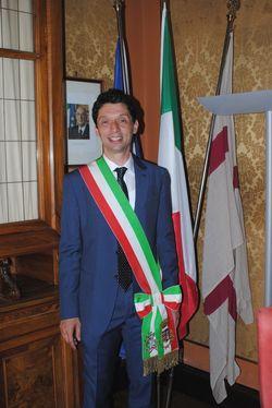 Gianluca Galimberti - Sindaco Cremona