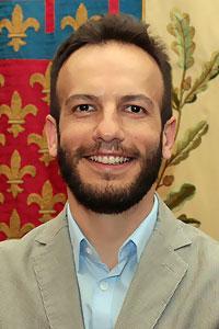 Gabriele Alberti - Consigliere Prato