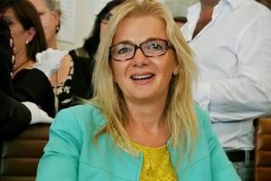 Cristina Casaioli - Assessore al commercio, artigianato e mobilità Perugia