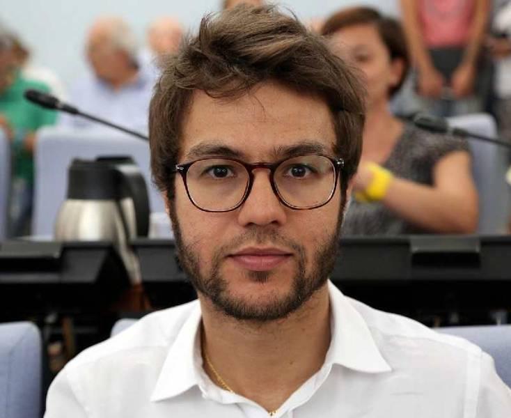 Riccardo Pozzi - Consigliere Pesaro