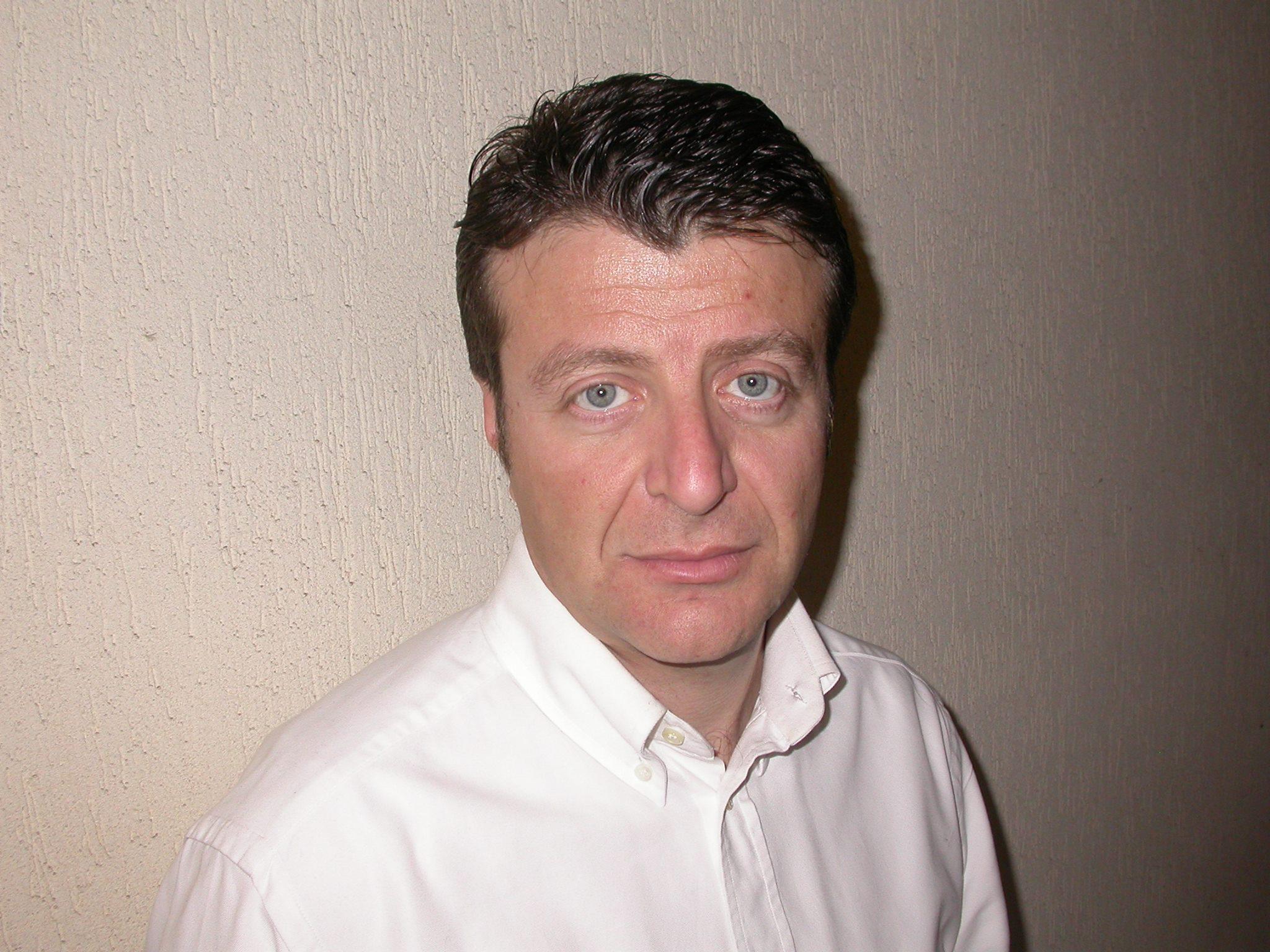 Stefano Desantis - Consigliere Terni