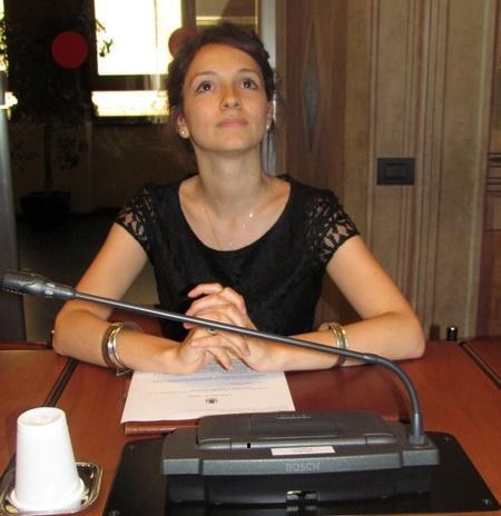 Angelica Trenta - Consigliere Terni
