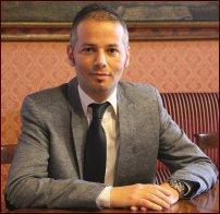 Luca Taras - Consigliere Sassari