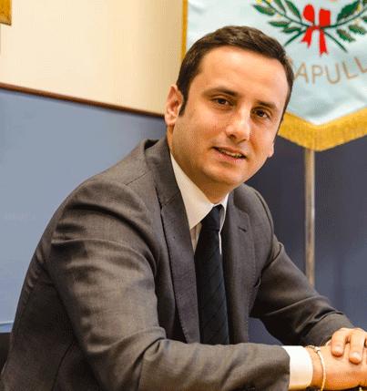 LUIGI BOSCO - Consigliere Napoli
