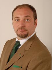 Giacomo Stucchi - Senatore Pino sulla Sponda del Lago Maggiore