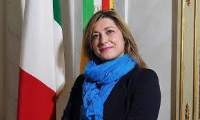 Vania Contrafatto - Assessore all'energia e dei servizi di pubblica utilità Ragusa