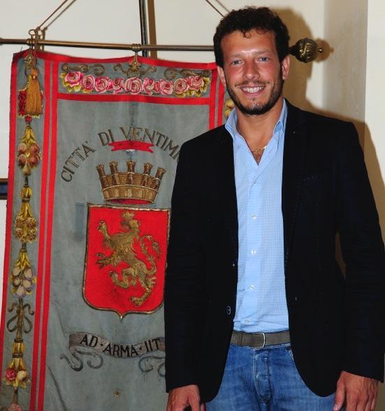 Enrico Ioculano - Sindaco Imperia