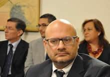 Antonio Bartolini - Assessore alle riforme, all'innovazione della Pubblica Amministrazione regionale,.alle risorse umane e patrimoniali, attuazione agenda digitale, istruzione e diritto allo studio Terni