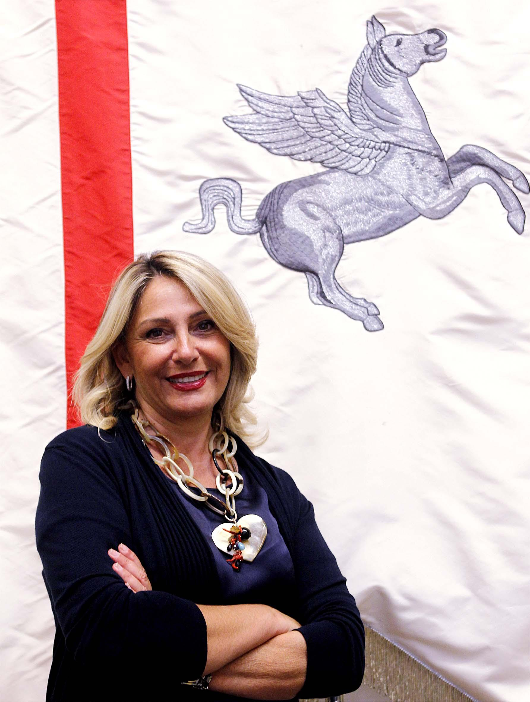 Cristina Grieco - Assessore all'istruzione e formazione Arezzo