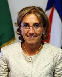 Serena Angioli - Assessore ai Fondi Europei Napoli