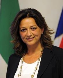 Valeria Fascione - Assessore all'Internazionalizzazione -Start up - Innovazione Napoli