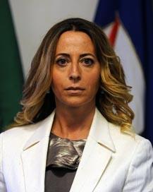 Lucia Fortini - Assessore Scuola e politiche sociali Avellino