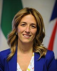 Chiara Marciani - Assessore Formazione e Pari Opportunità Napoli