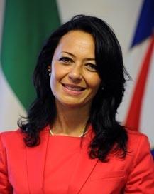 Sonia Palmeri - Assessore Risorse Umane e Lavoro Napoli