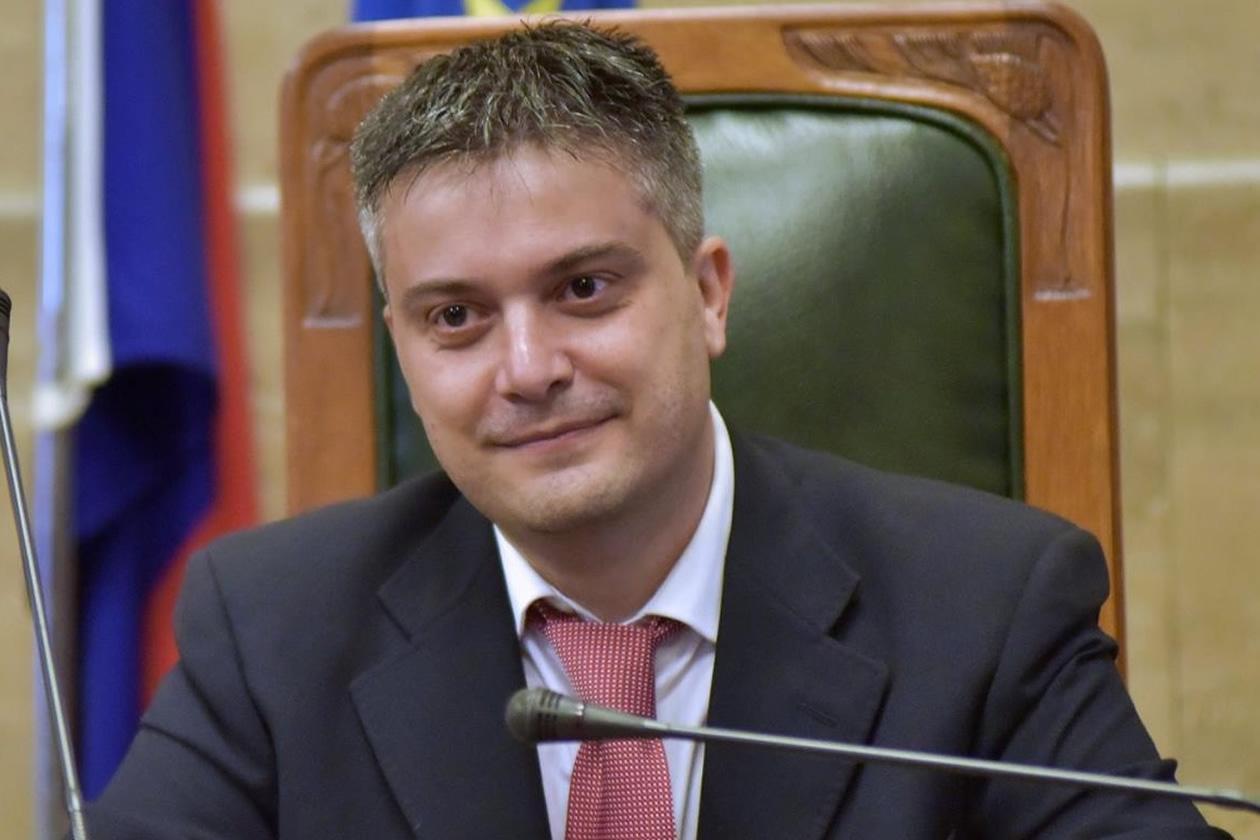 Yuri Mario Marcialis - Assessore alla Pubblica istruzione, Sport e Politiche giovanili Cagliari