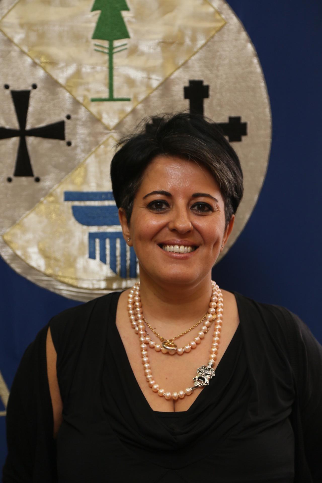 Carmela Barbalace - Assessore allo Sviluppo economico e promozione delle attività produttive Vibo Valentia