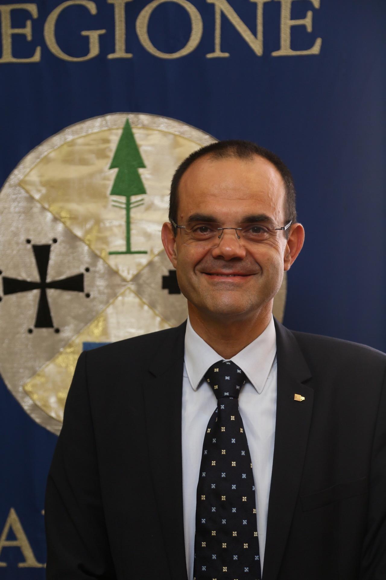 Roberto Musmanno - Assessore alle Infrastrutture. Vibo Valentia