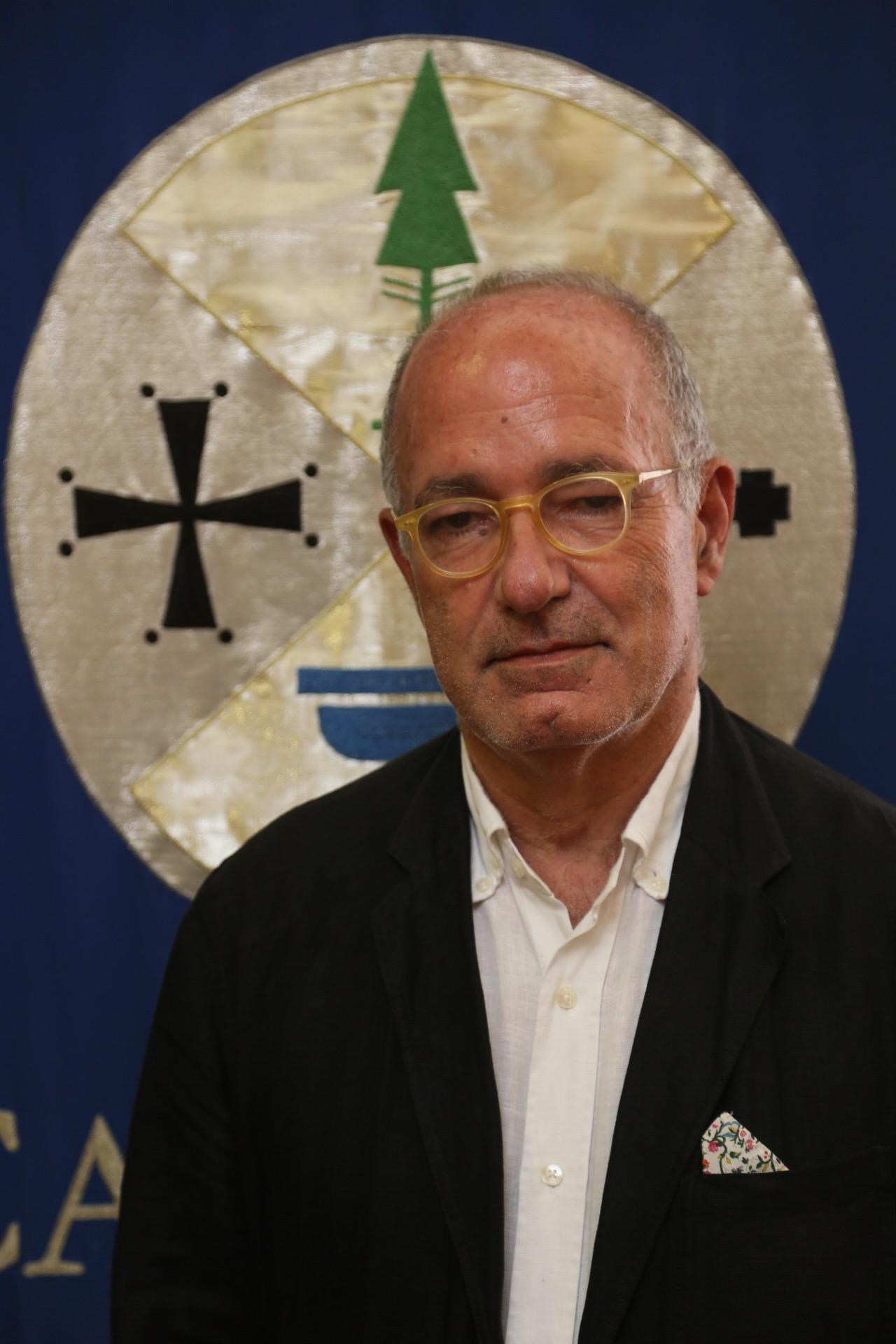 Franco Rossi - Assessore alla Pianificazione territoriale ed urbanistica. Vibo Valentia