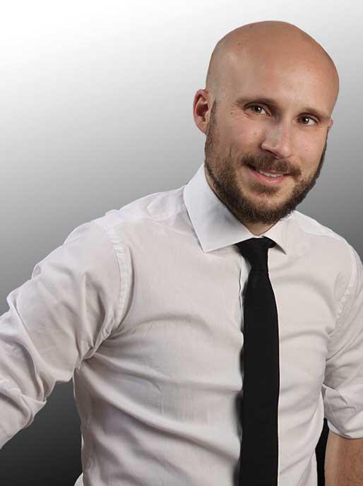 Matteo Petrucci - Consigliere Rimini