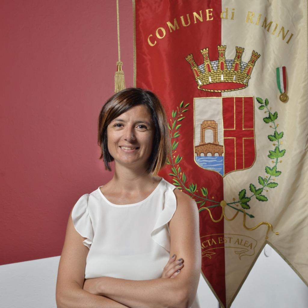 Roberta Frisoni - Assessore Mobilità, Programmazione e gestione del territorio, Demanio Rimini
