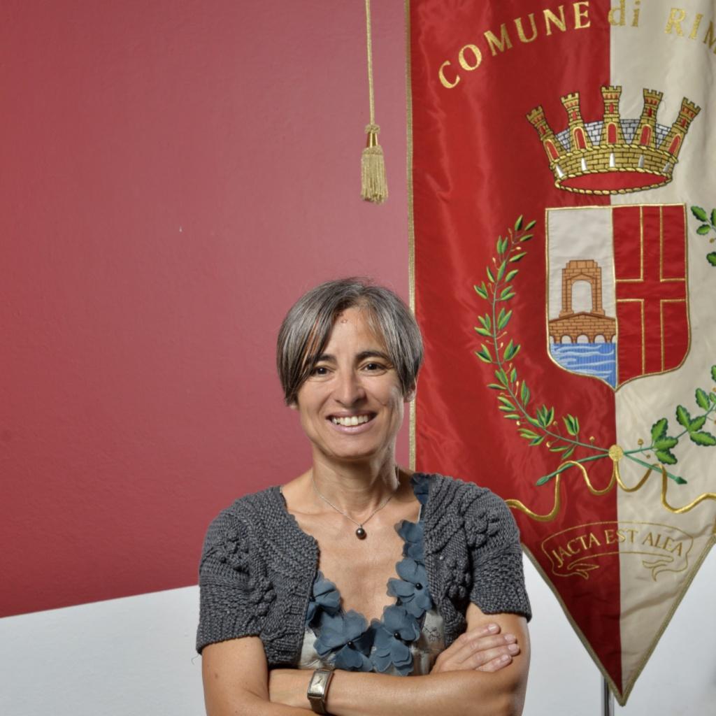 Anna Montini - Assessore Ambiente, sviluppo sostenibile, blue economy, start up, identità dei luoghi, protezione civile Rimini