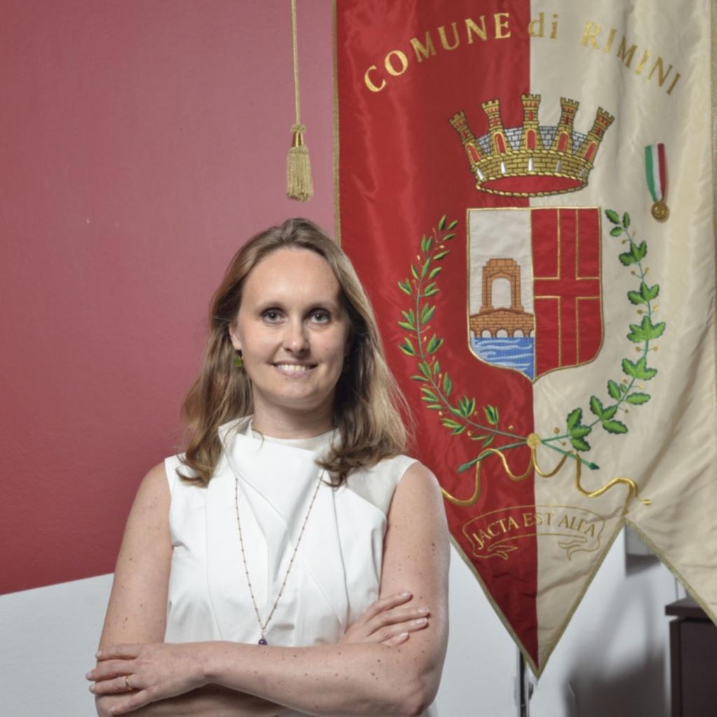 Eugenia Rossi di Schio - Assessore Innovazione digitale, ricerca e sviluppo, servizi civici Rimini