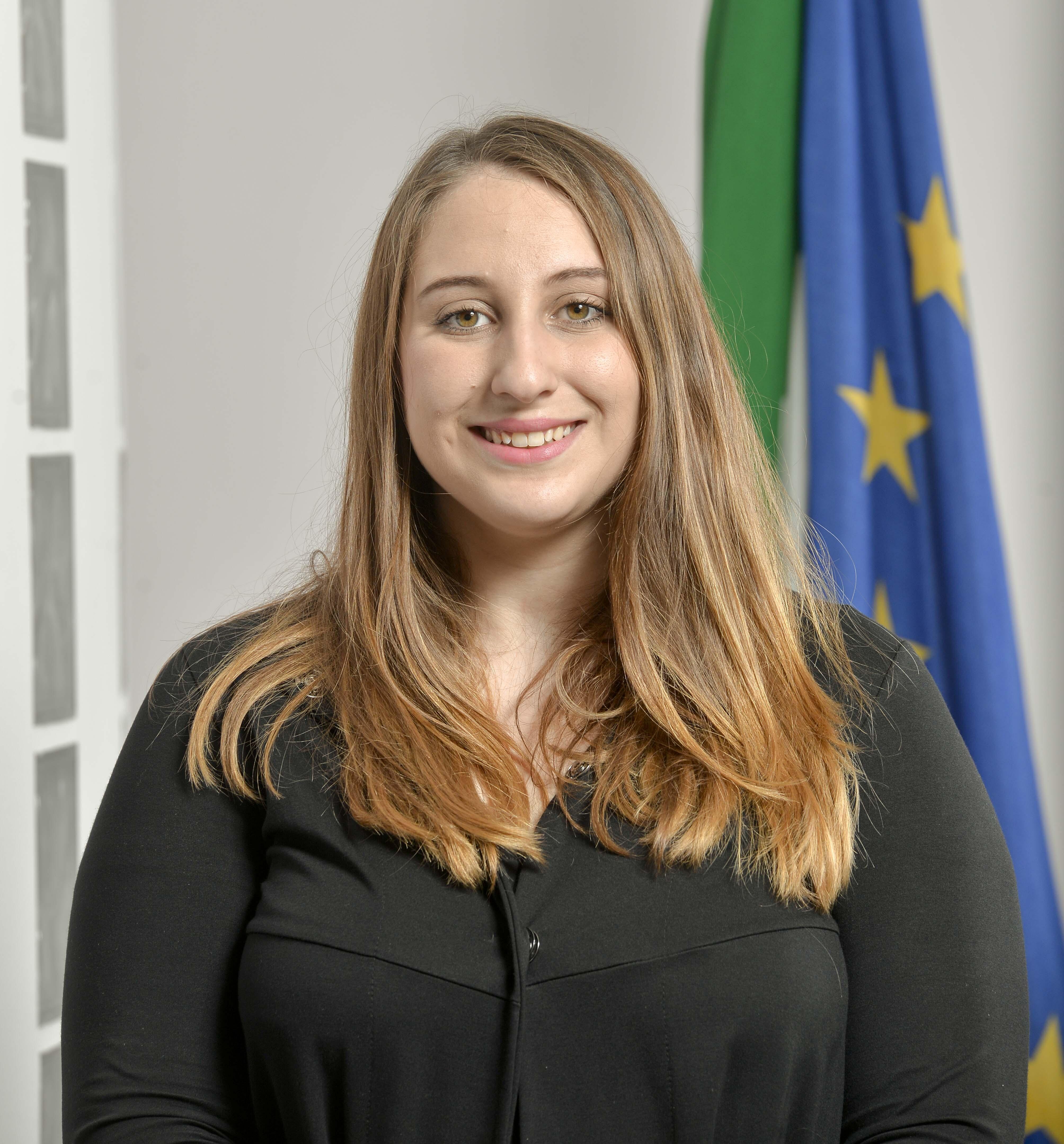 Giulia Corazzi - Consigliere Rimini