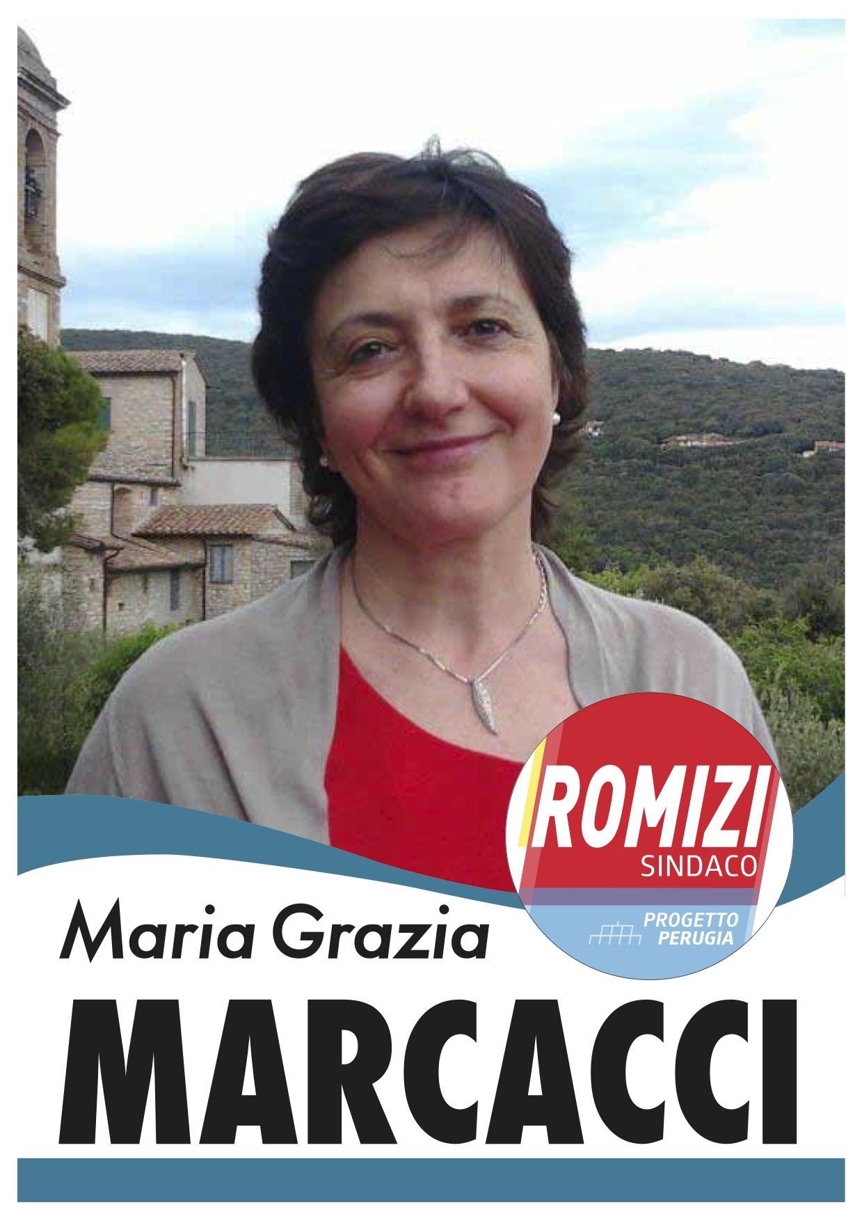 Maria Grazia Marcacci - Consigliere Perugia