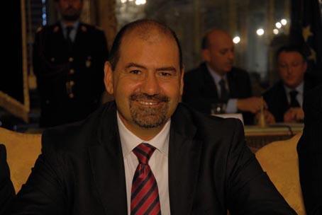 Pietro Alongi - Consigliere Messina