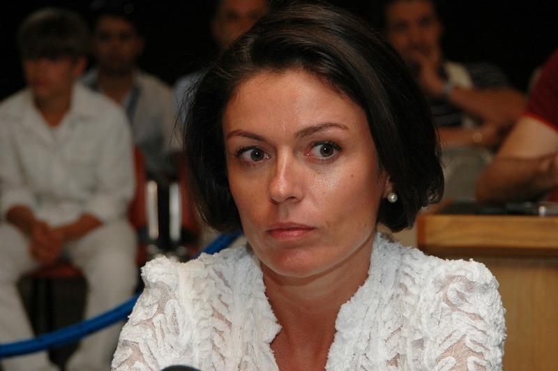 ELISABETTA FOSCHI - Presidente Consiglio Comune Colbordolo