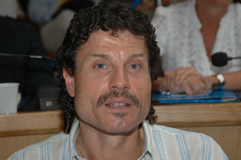 GIORGIO CANCELLIERI - Sindaco Colbordolo