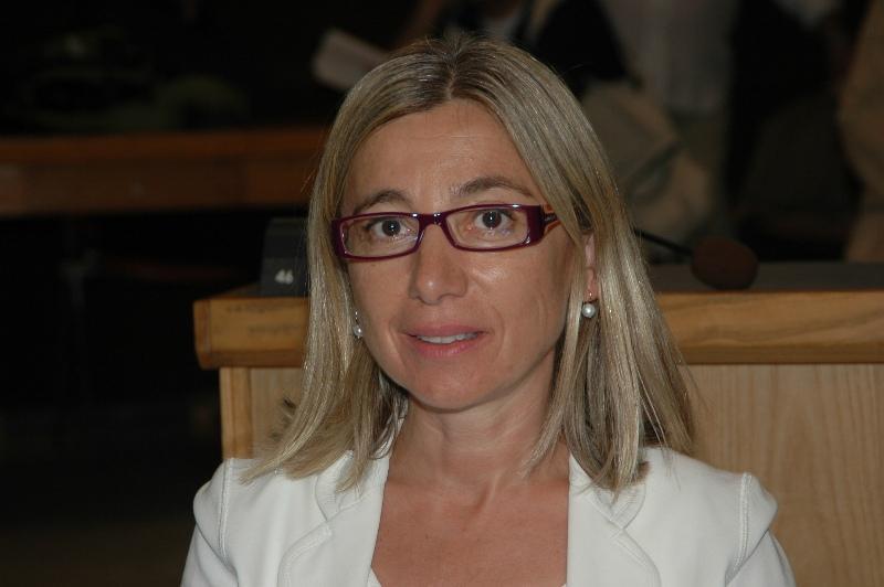 Franca Foronchi - Assessore ambiente - energia - società partecipate - trasporti - unione dei comuni Pesaro
